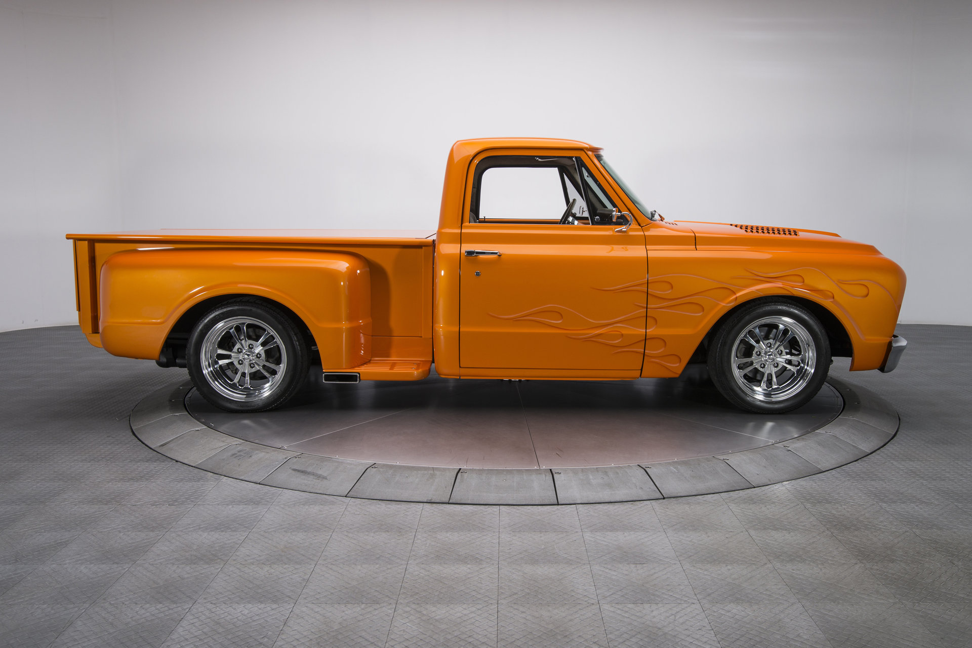 1968 Chevrolet C10 Pickup Truck For Sale 91874 Mcg Chevy Pick Up