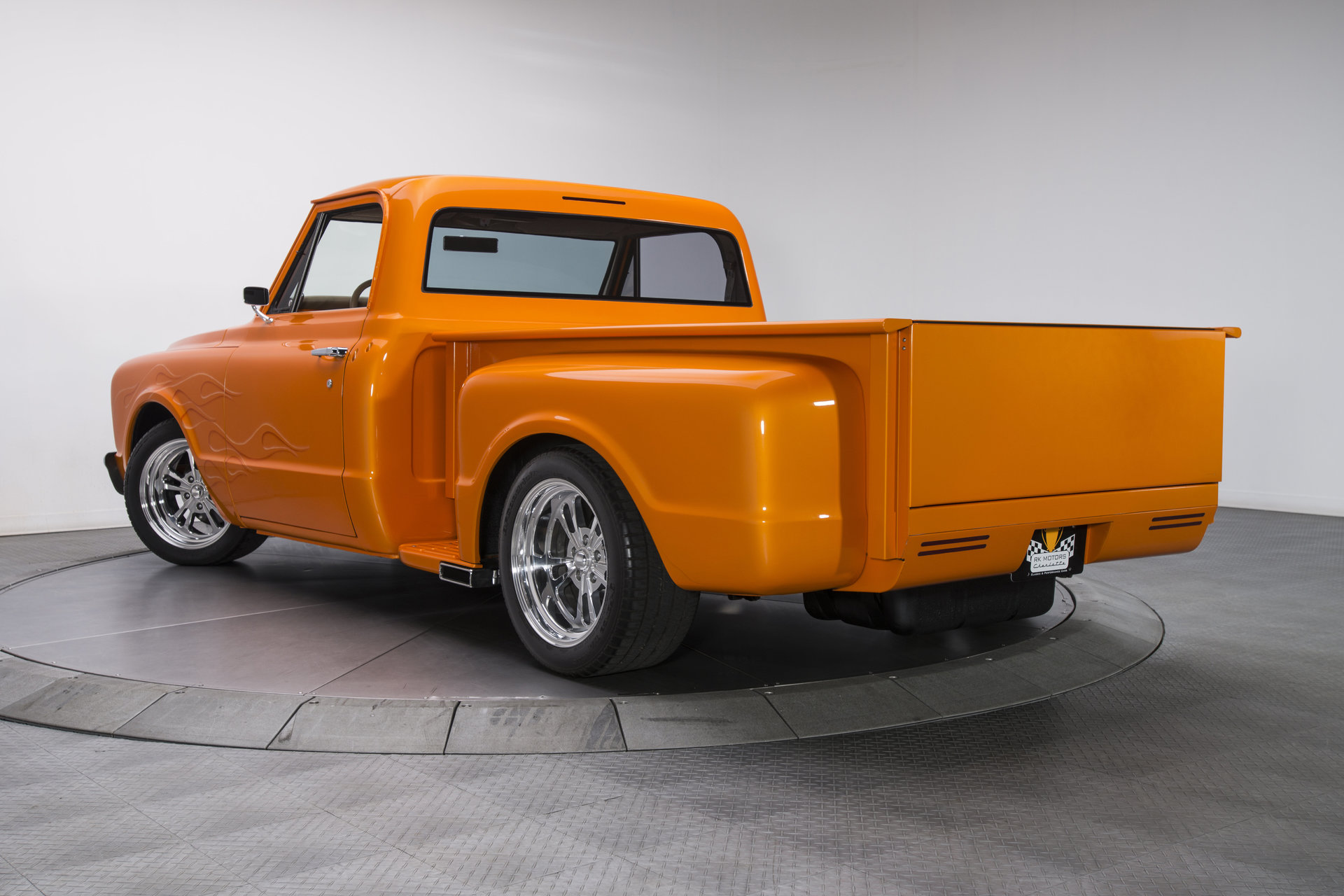 1968 Chevrolet C10 Pickup Truck For Sale 91874 Mcg Chevy