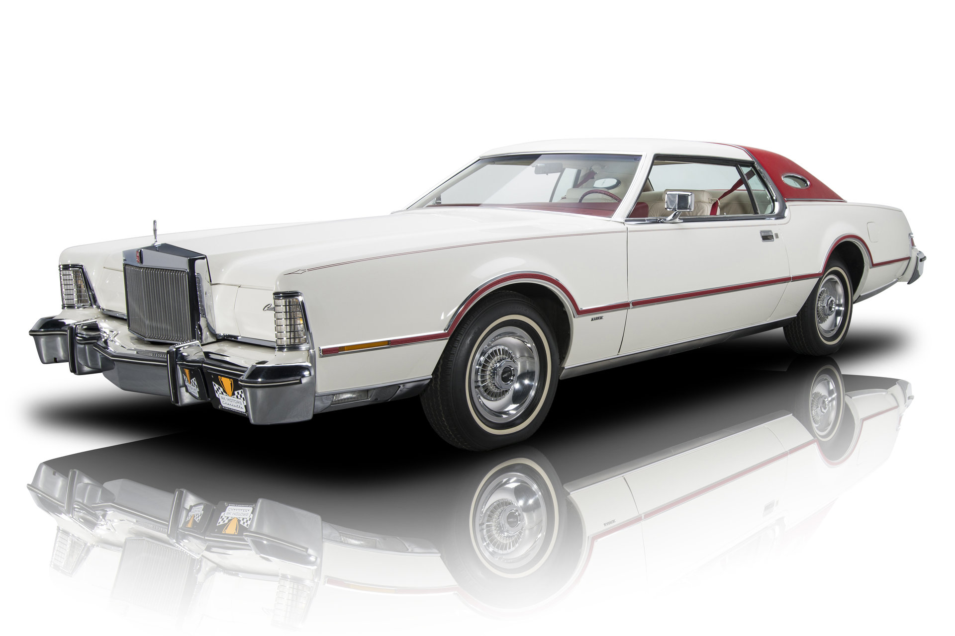 136143 1976 Lincoln Mark IV   RK Motors Classic and Performance Cars ...