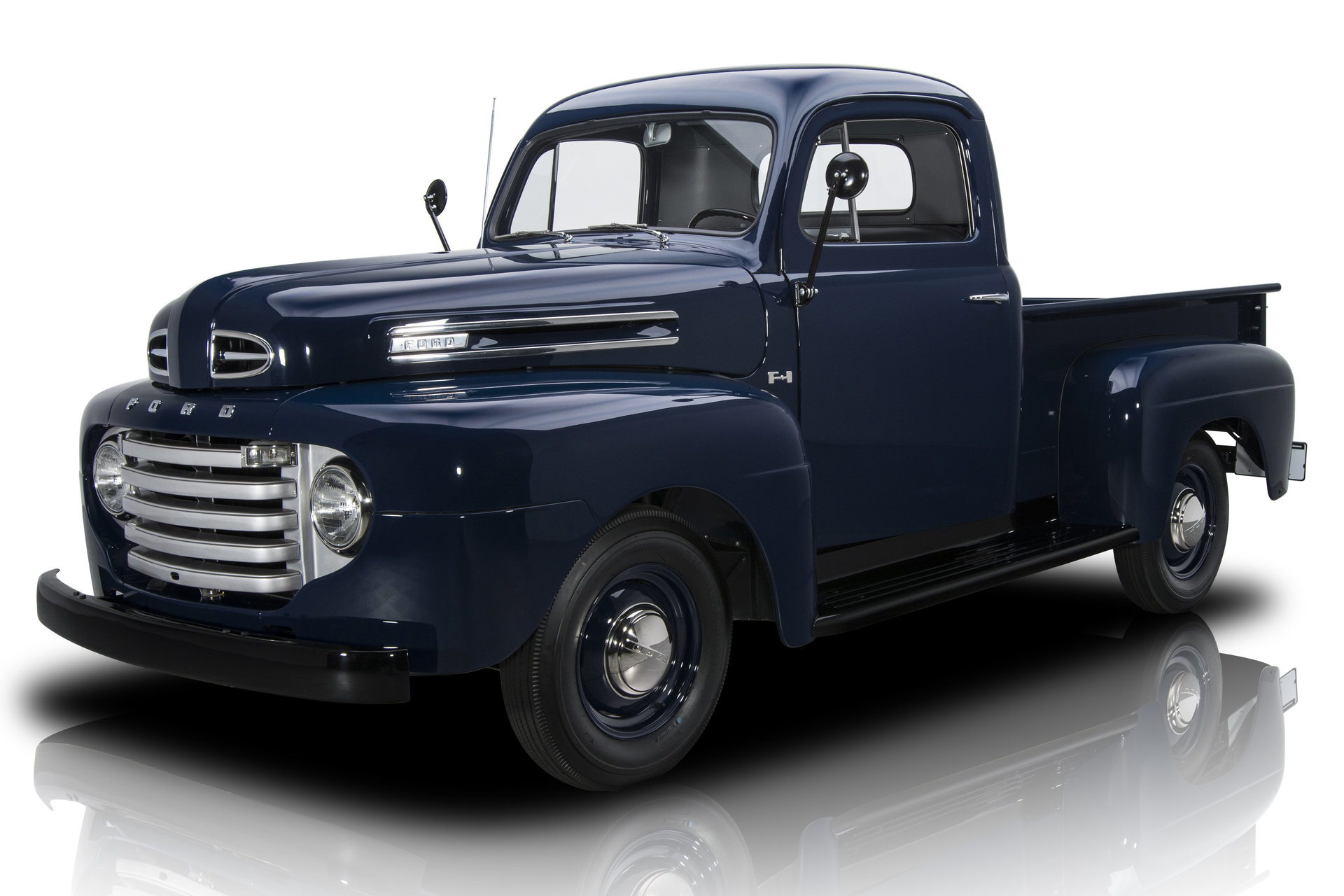 136149 1950 Ford F1 | RK Motors Classic and Performance Cars for Sale
