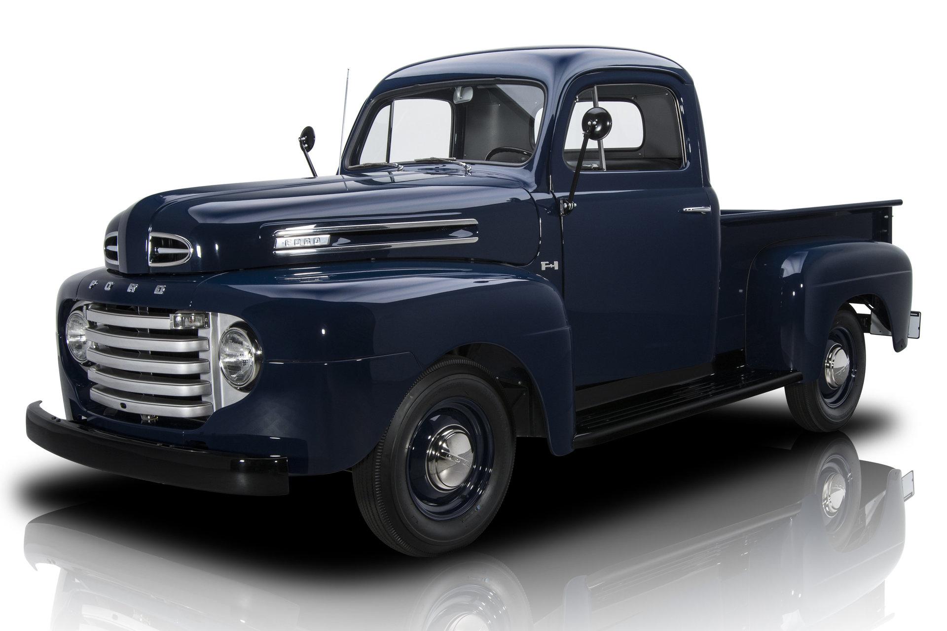 1950 ford f1 pickup truck for sale 79015 mcg. Black Bedroom Furniture Sets. Home Design Ideas