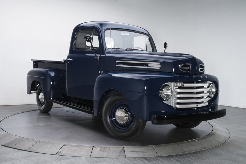 1950 ford f1 pickup truck for sale 79015 mcg. Black Bedroom Furniture Sets. Home Design Ideas