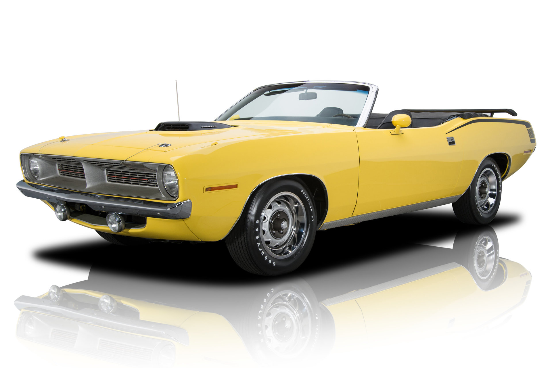 136154 1970 Plymouth Barracuda | RK Motors Classic and Performance ...