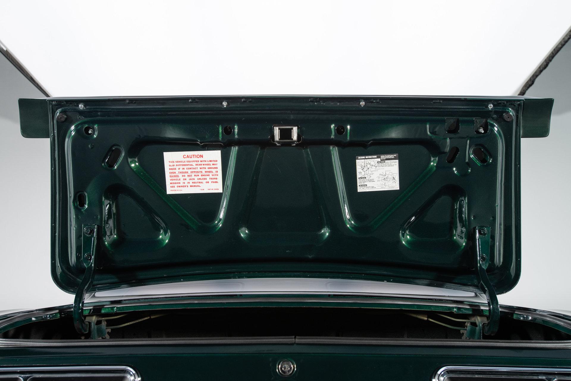 1968 Chevrolet Camaro Z 28 For Sale 106399 Mcg Tic Toc Tach Wiring Diagram