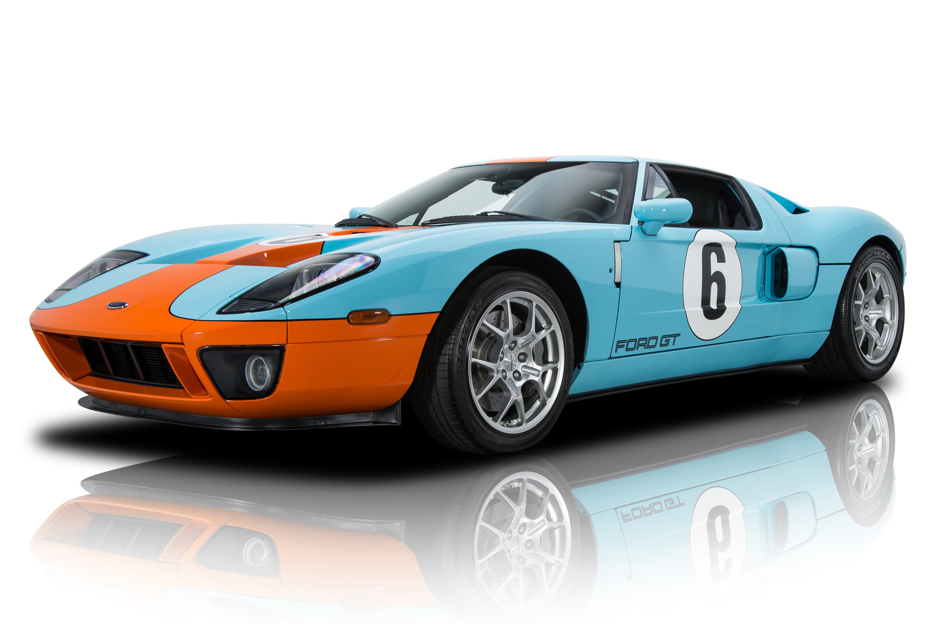 404117b5d015d6 hd 2006 ford gt heritage edition