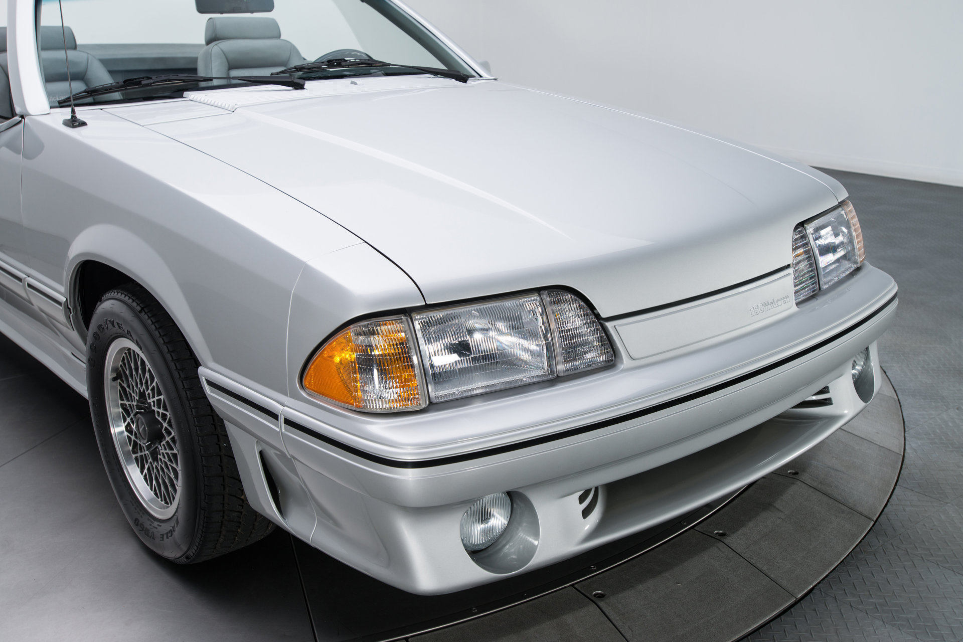 1988 Ford Mustang Asc Mclaren For Sale 81582 Mcg Fog Lights