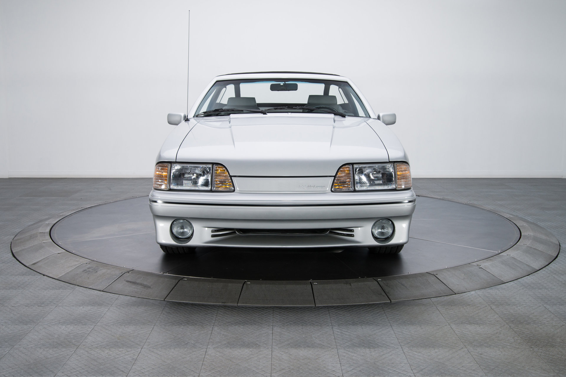 1988 Ford Mustang Asc Mclaren For Sale 81582 Mcg Fog Lights