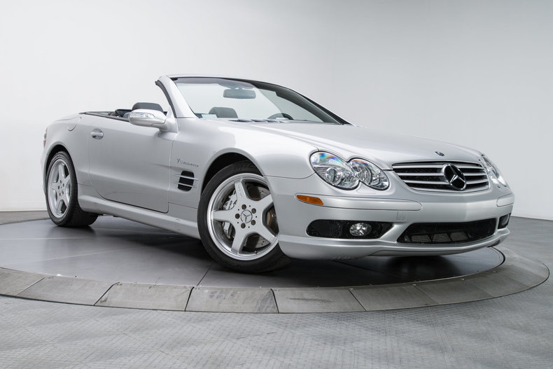 136179 2004 mercedes benz sl55 amg rk motors classic and for 2004 mercedes benz sl55 amg for sale