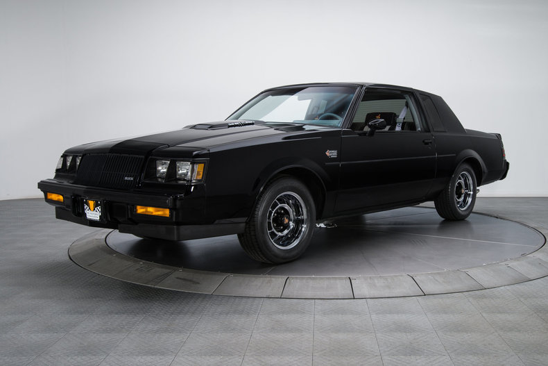 1987 1987 Buick Grand National For Sale