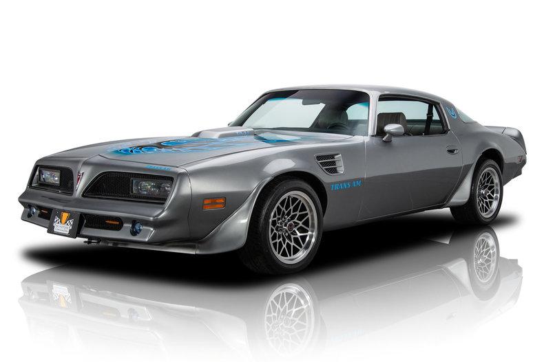 For Sale 1978 Pontiac Firebird Trans Am