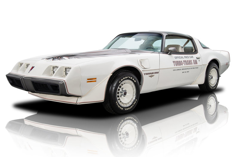 1980 Pontiac Firebird Trans Am Pace Car