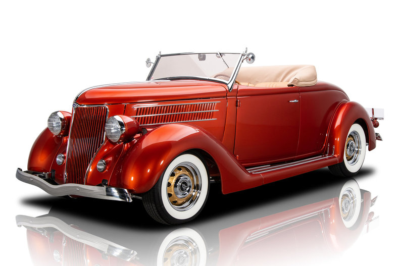 For Sale 1936 Ford Deluxe Roadster