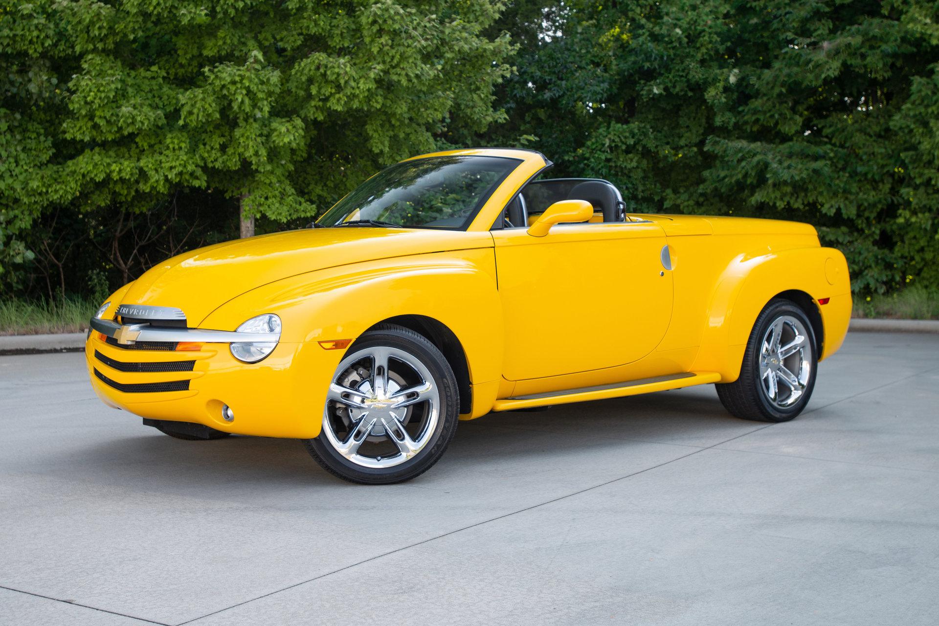 For Sale 2005 Chevrolet SSR For Sale 2005 Chevrolet SSR ...