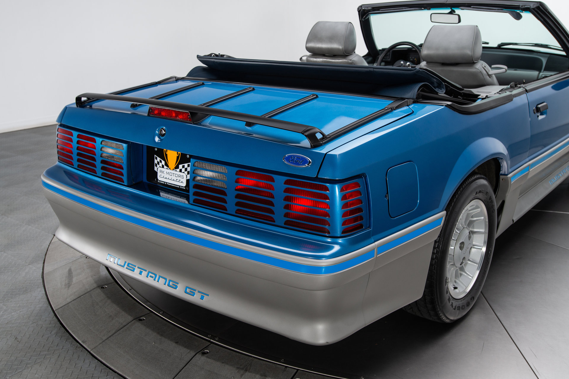 1989 Mustang Body Parts