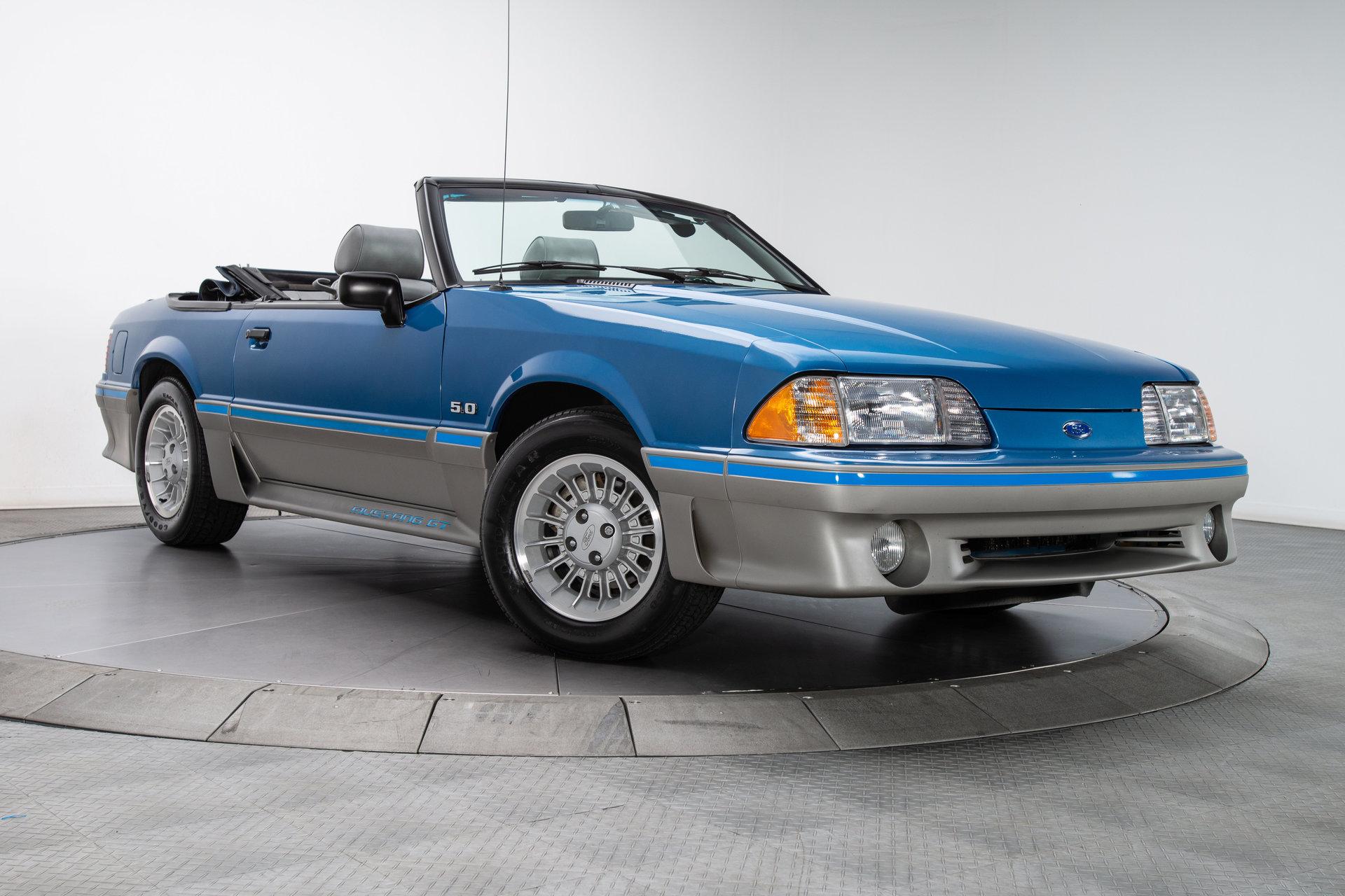 1989 Mustang Gt Horsepower