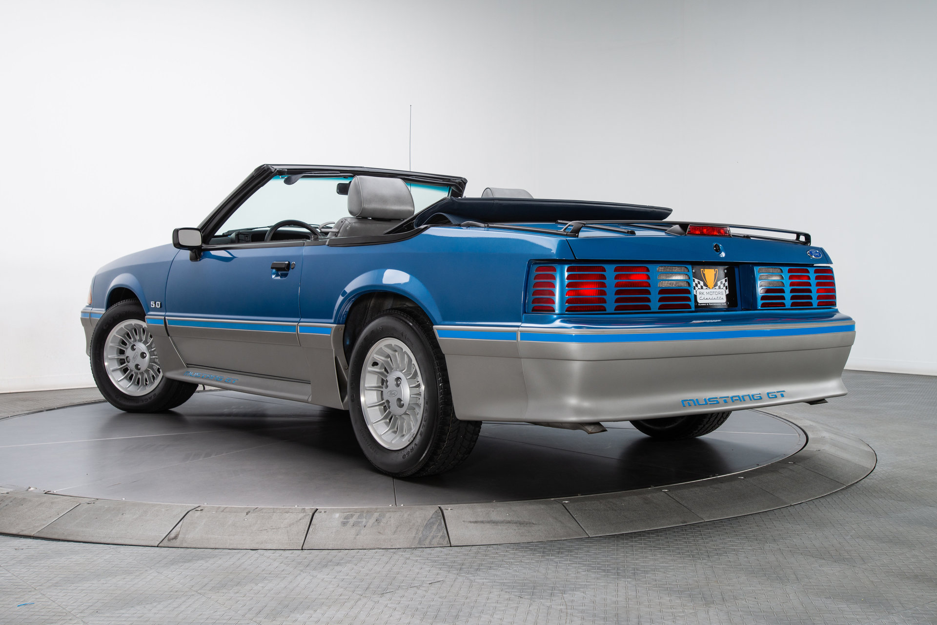 Mustang 1989 Gt For Sale