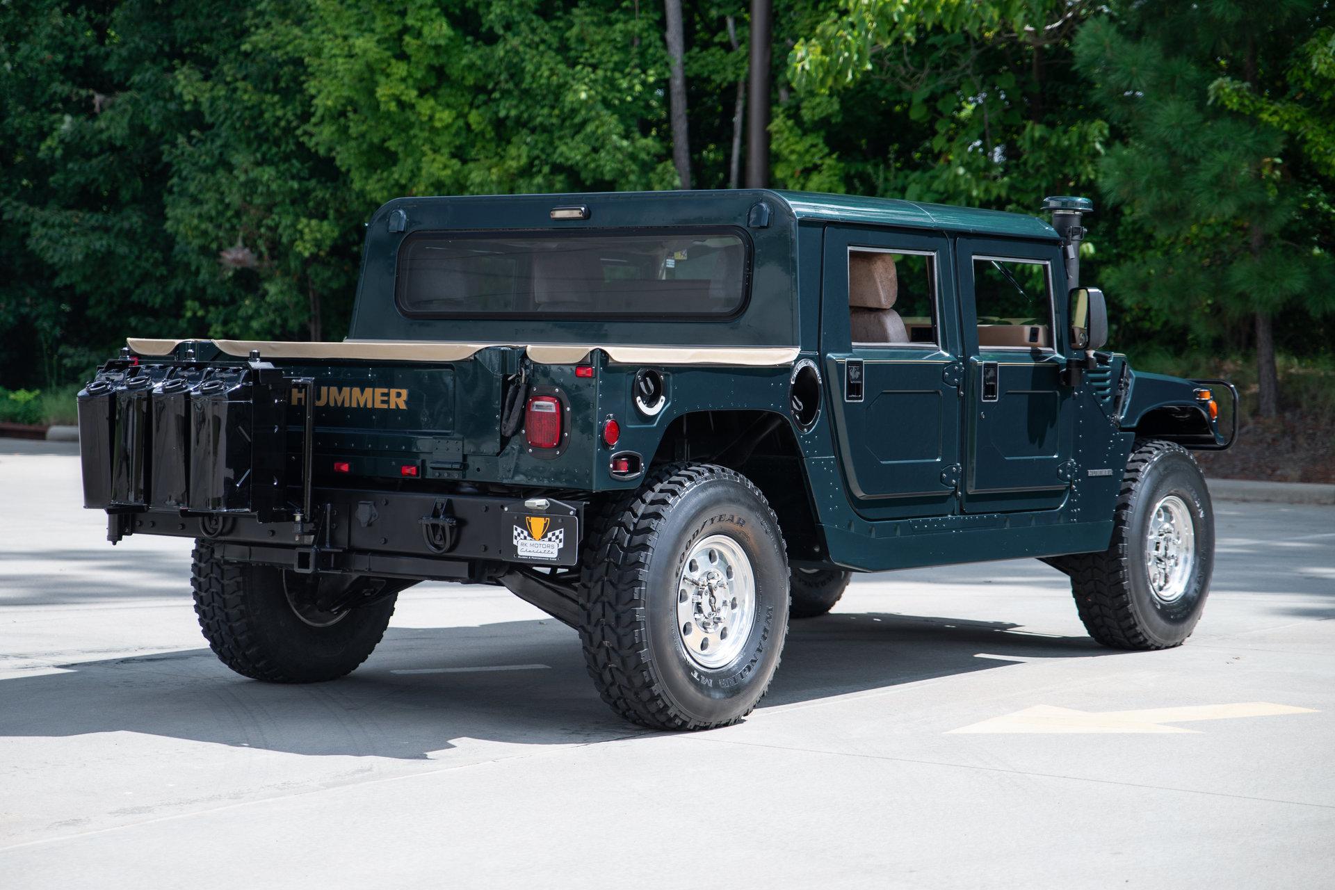 ... For Sale 1996 Am General Hummer ...