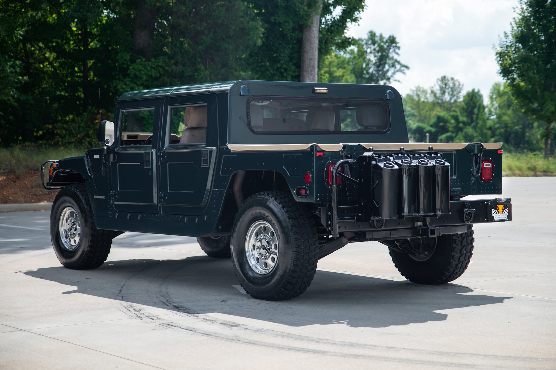 ... For Sale 1996 Am General Hummer ...