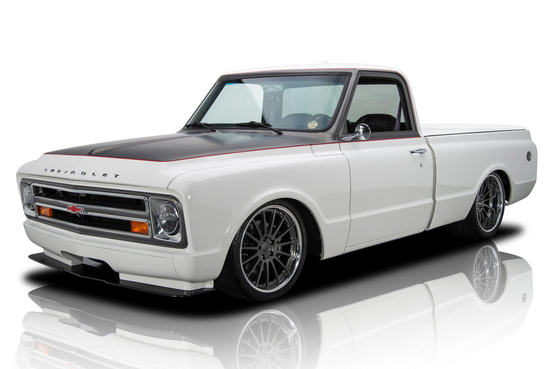 136310 1968 Chevrolet C10 Rk Motors Classic And Performance Cars Crew Cab 4181137f404a97 Hd Pickup Truck