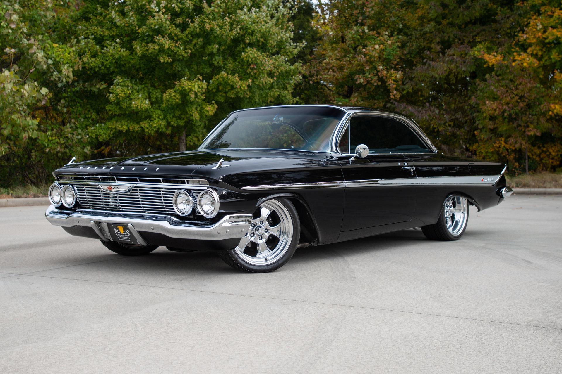136332 1961 Chevrolet Impala Rk Motors Classic Cars For Sale Bubble Top
