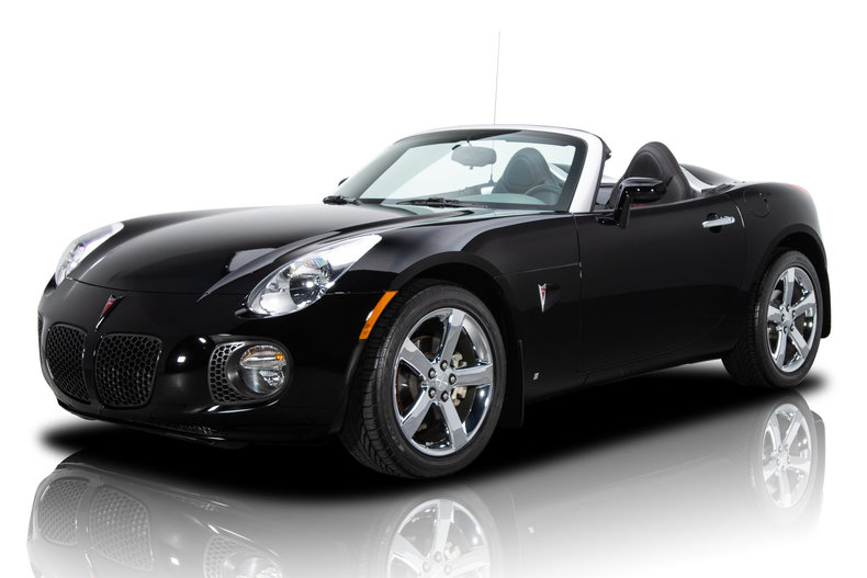For Sale 2008 Pontiac Solstice