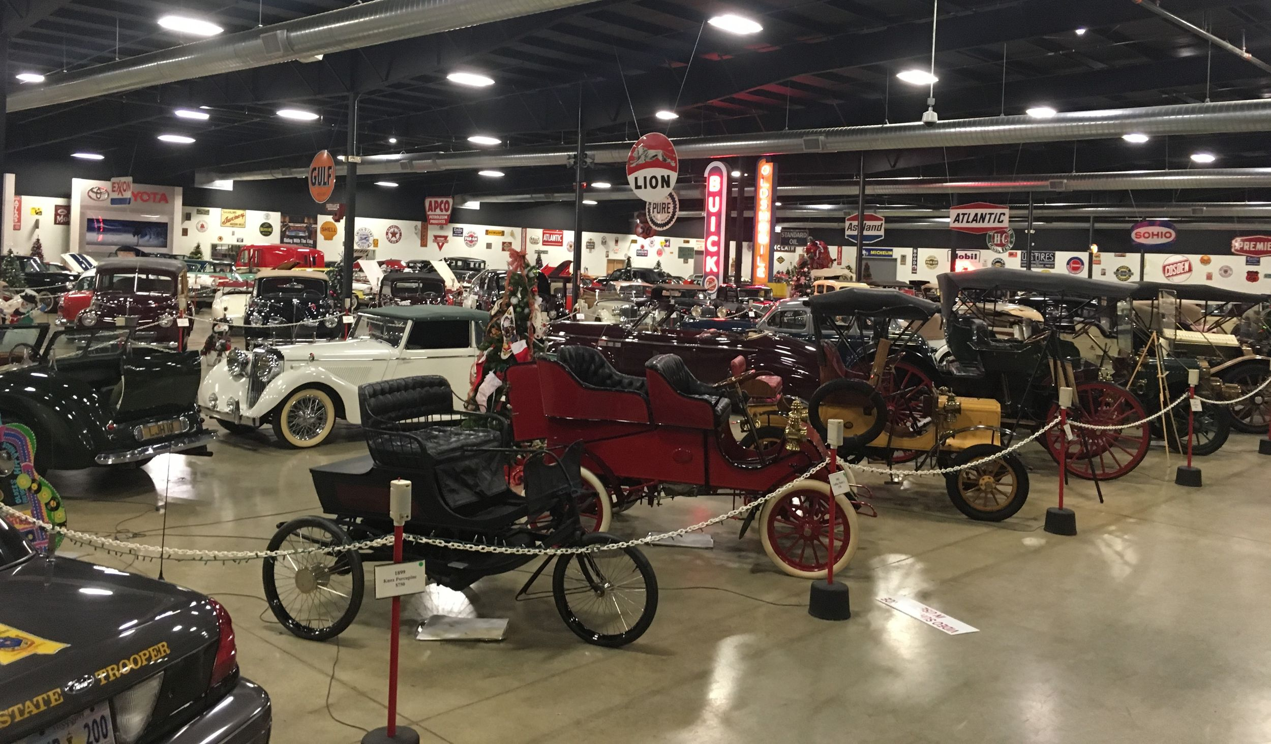 Tupelo Automobile Museum. Photos by Stephen Mancuso.