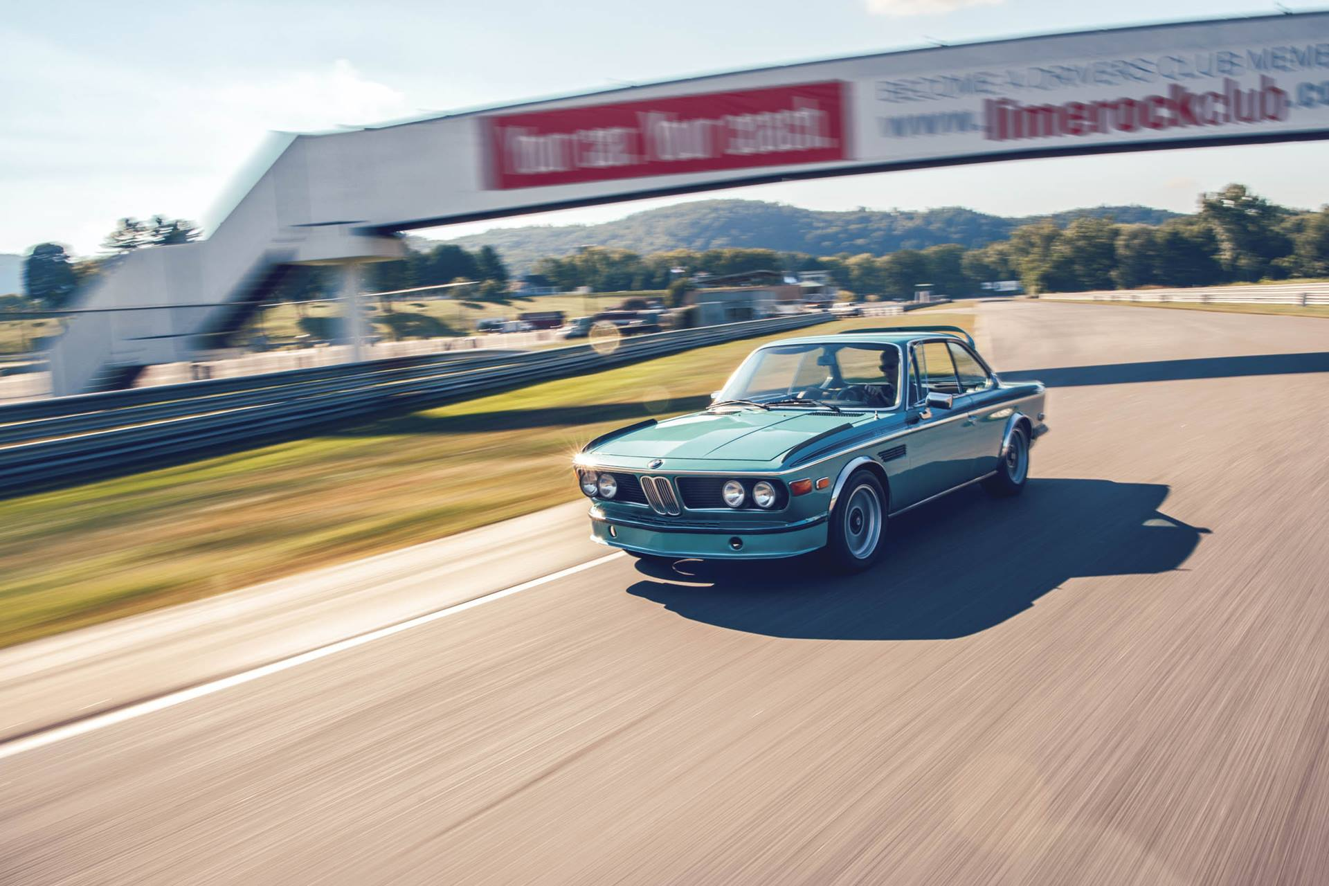 DW Burnett 1973 BMW 3.0CSL