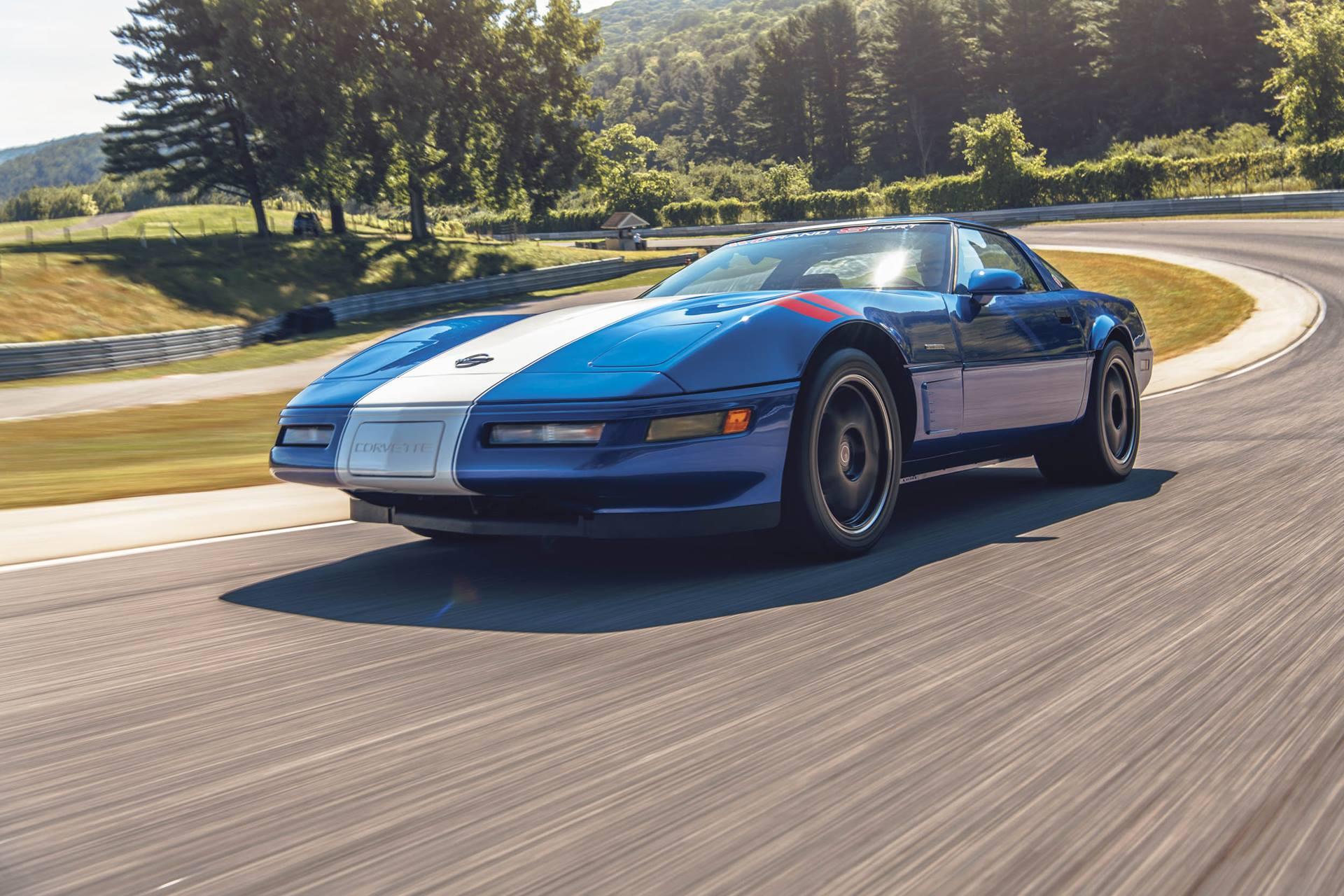 DW Burnett 1996 Corvette Grand Sport