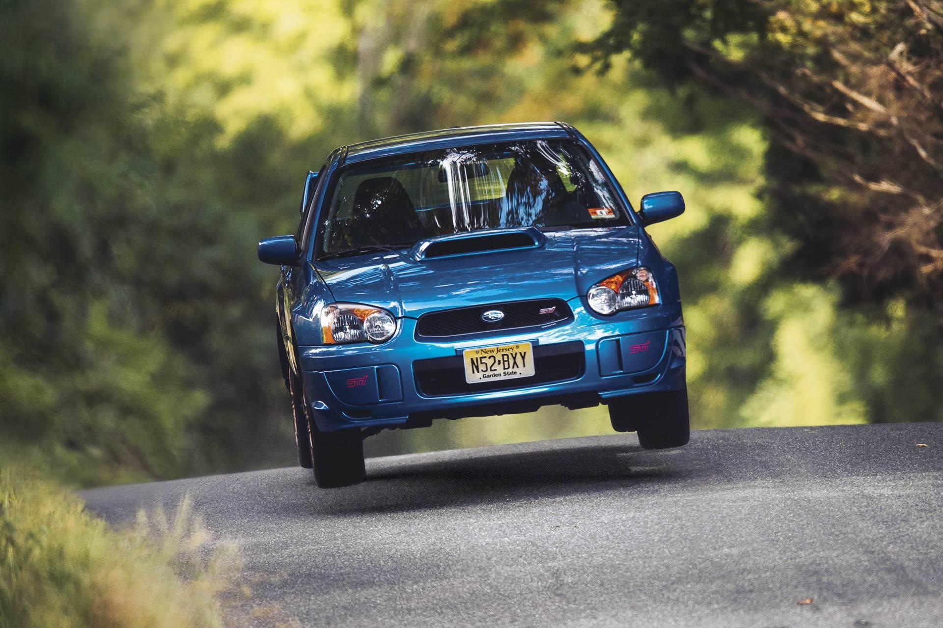 DW Burnett 2004 Subaru WRX STI