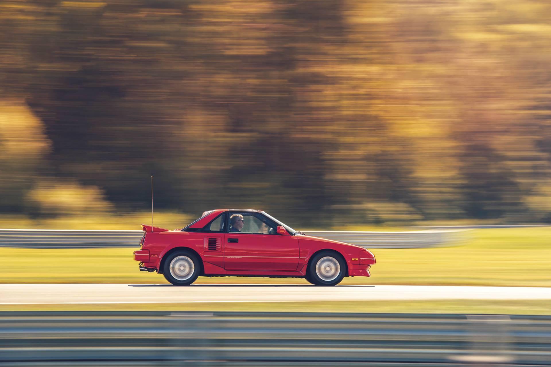 DW Burnett 1988 Toyota MR2 S/C