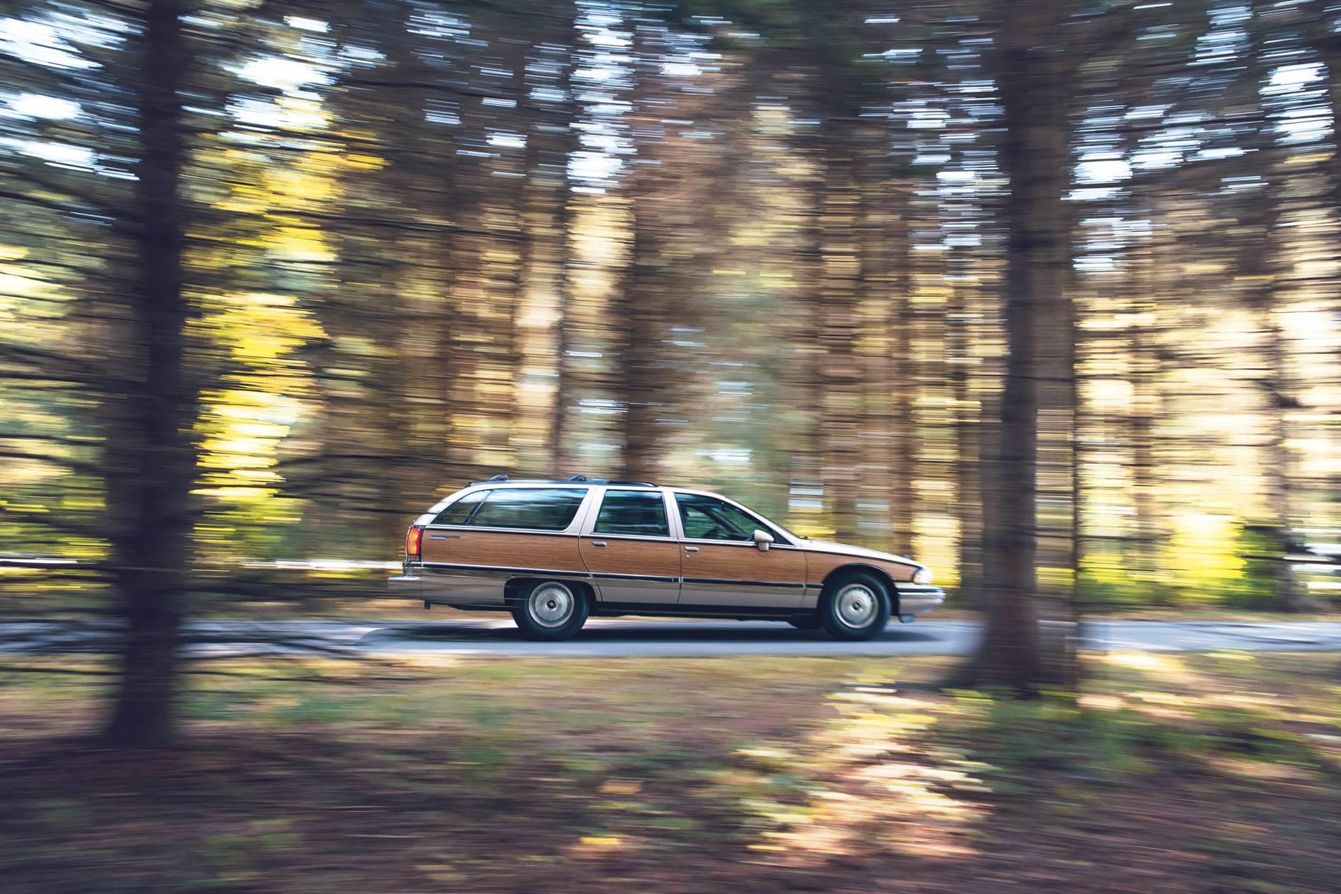 DW Burnett 1994 Buick Roadmaster