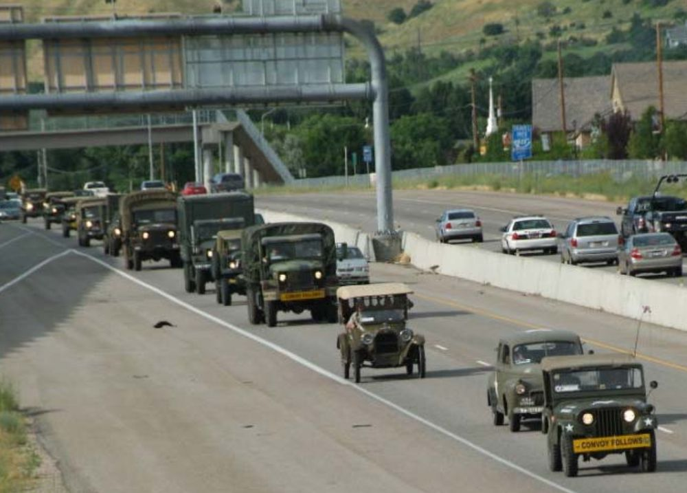 Image courtesy Military Vehicle Preservation Association.
