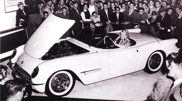 Photo courtesy of Classic Car History