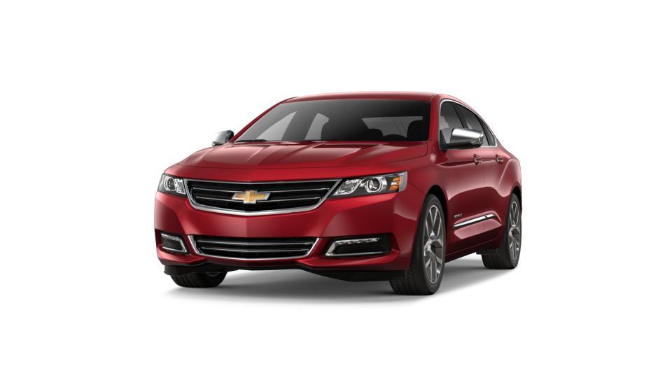 Chevrolet Impala in Cajun Red