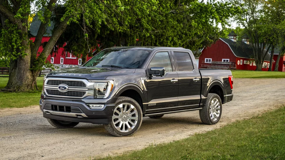 It may not look it, but the 2021 Ford F-150 is a closet revolutionary.  Ford