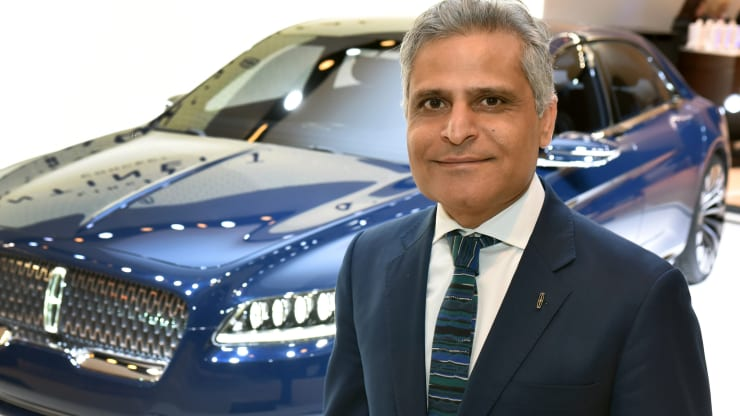 Kumar Galhotra is president of the Americas and International Markets Group for Ford Motor. Ford