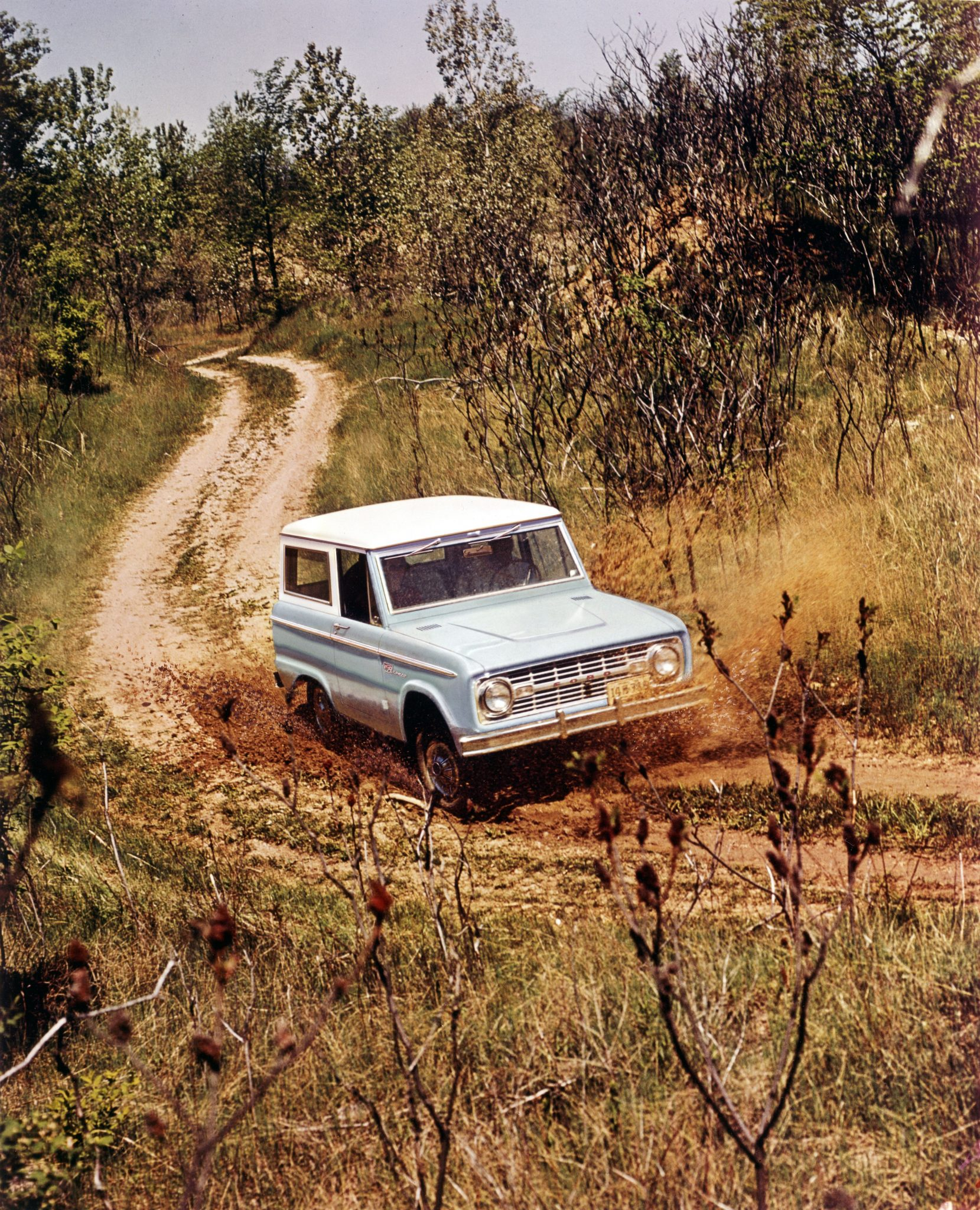 Vintage Ford Bronco Values A Breakdown By Generation Rk Motors Classic Cars And Muscle Cars For Sale