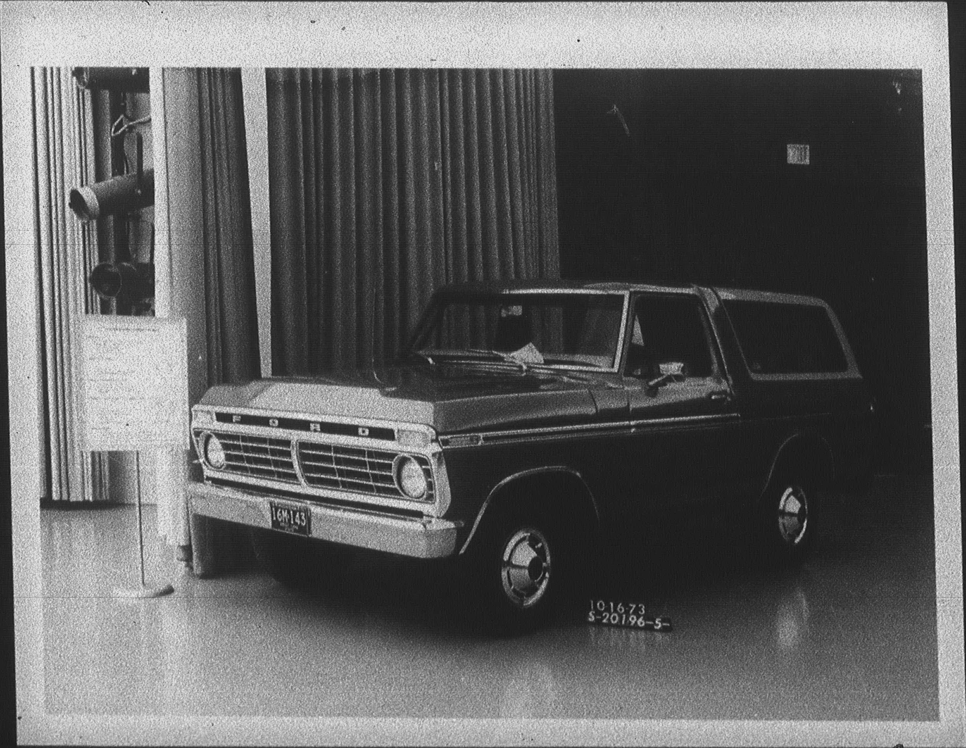 October 1973 Shorthorn presentation.