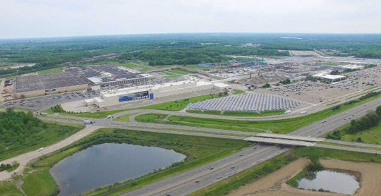 Lordstown (OH) Assembly Plant , 2017. (Photo: General Motors, General Motors)