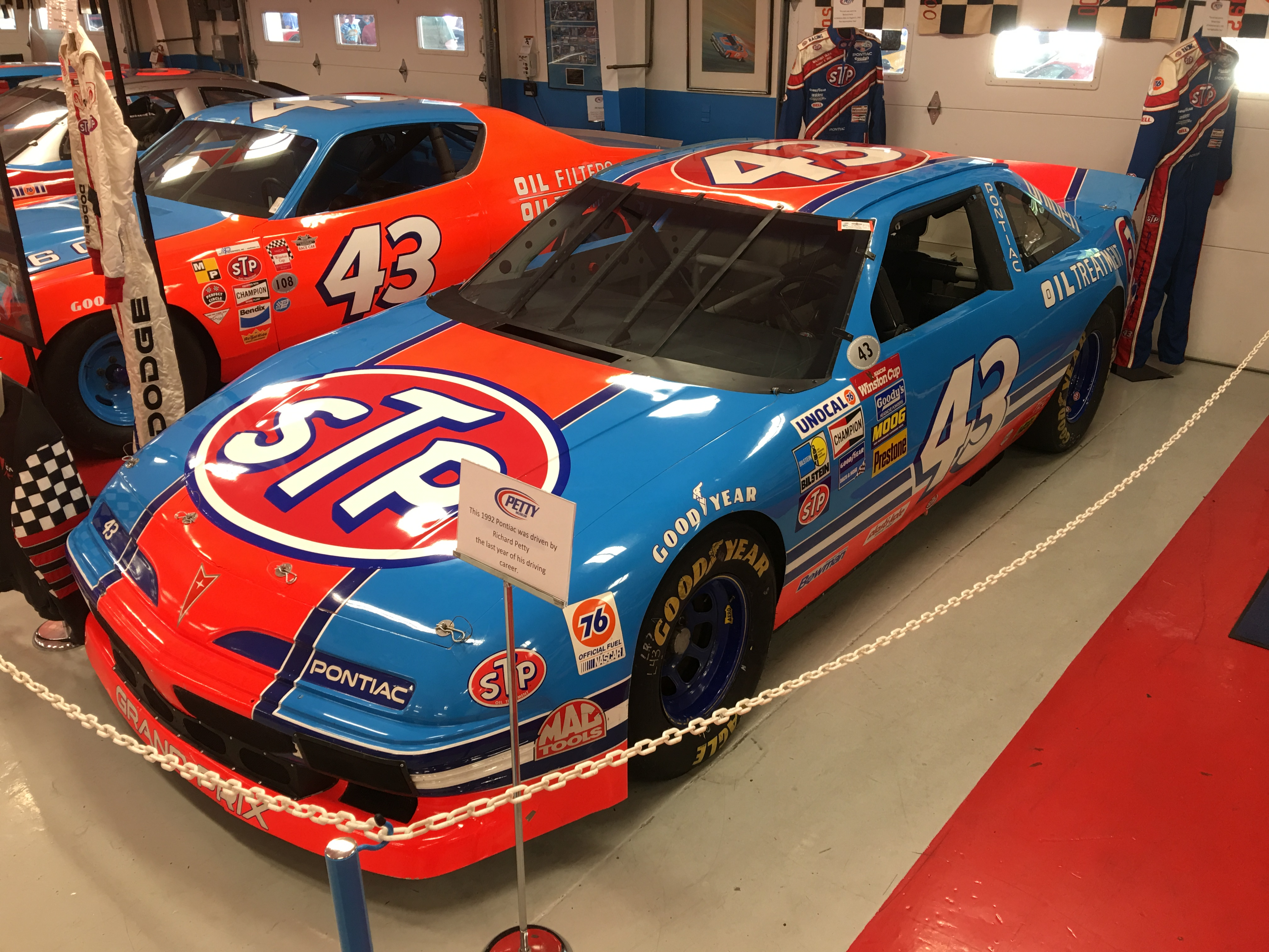 Rk Motors Visits The Petty Museum And Petty S Garage Rk