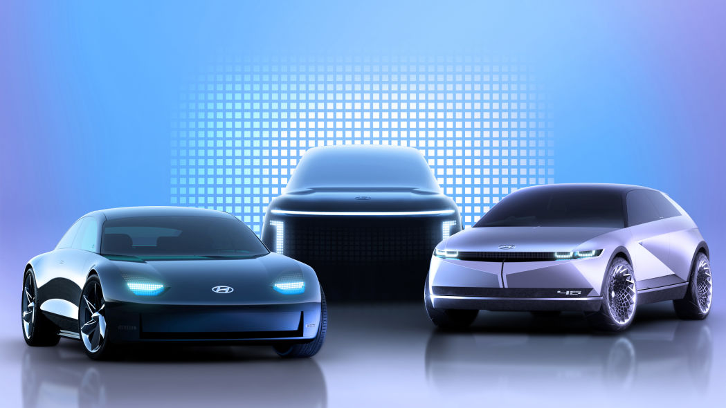Ioniq brand launch - Image Credit: Hyundai