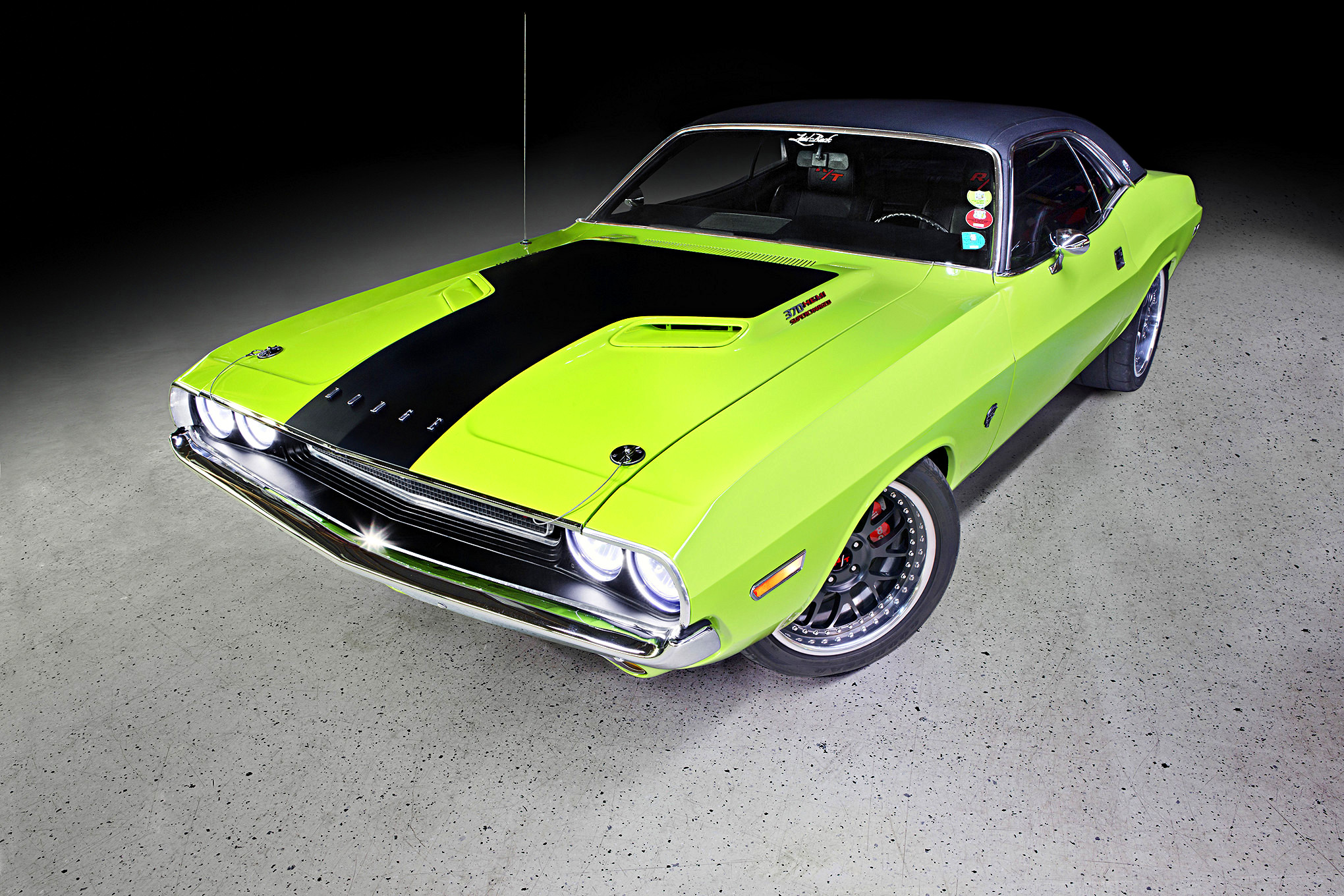 1970 Challenger Meet The First Ever Non Hack Hellcat Swap Rk Motors Classic Cars And Muscle Cars For Sale