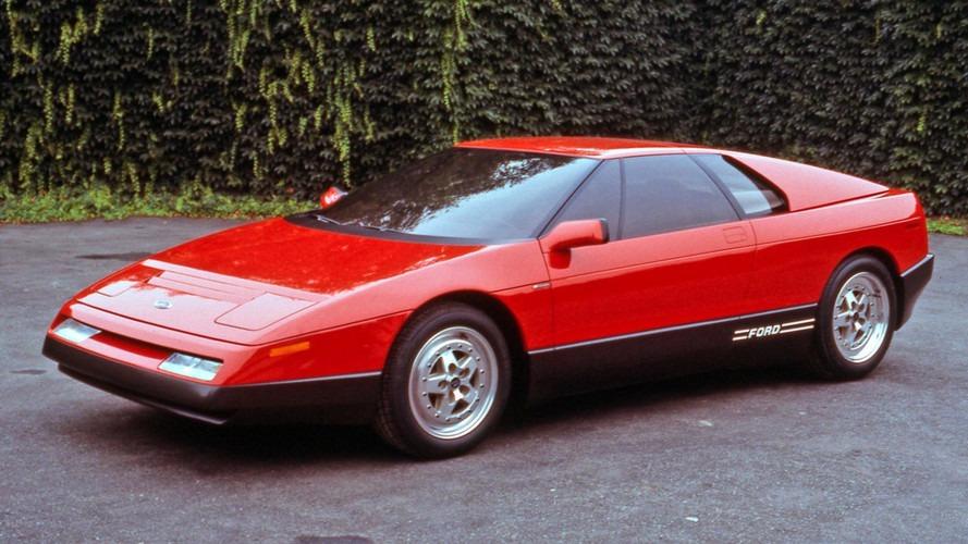 1985 Ford Maya II ES Concept