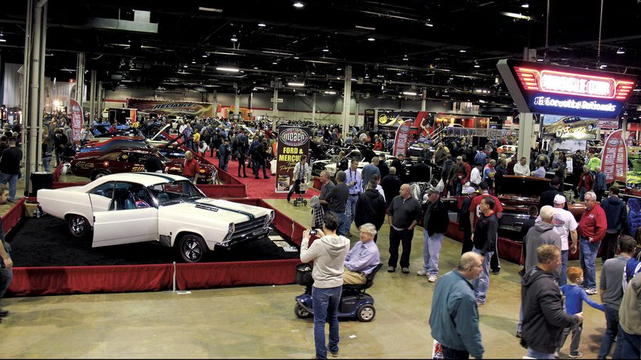 Images from the 2019 MCACN show.