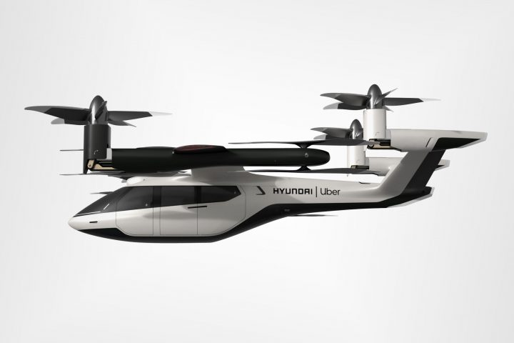 Hyundai flying car concept