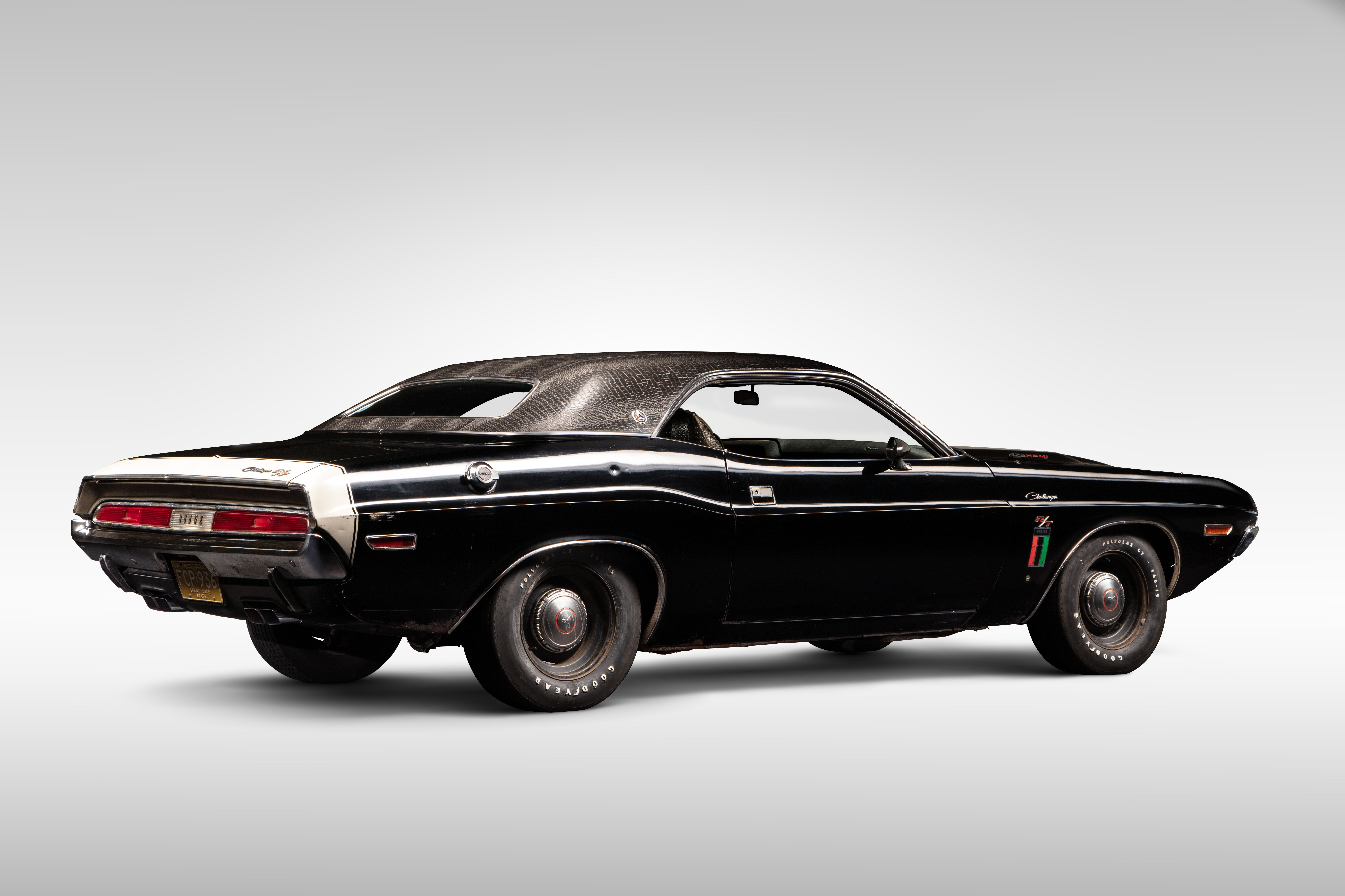 Christmas Showroom 2021 Challenger Black Ghost A Street Racing Cop S Hemi Challenger R T Added To National Register Of Historic Vehicles Rk Motors Classic Cars And Muscle Cars For Sale