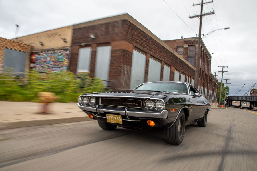 Photo by Casey Maxon, courtesy Historic Vehicle Association.