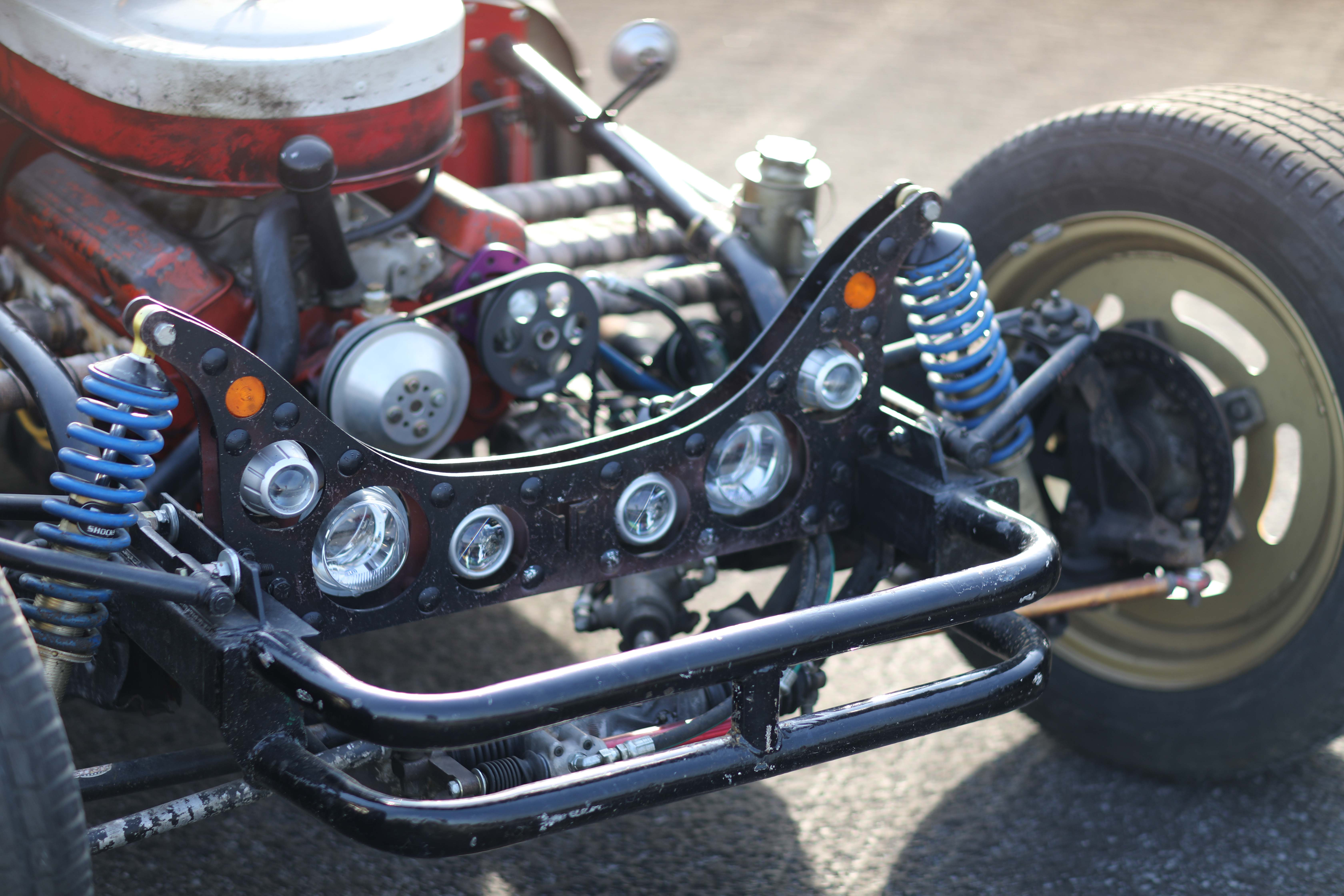 This 1939 Chevy Dirt-Track Racer Was Reborn As A Street Car | RK ...