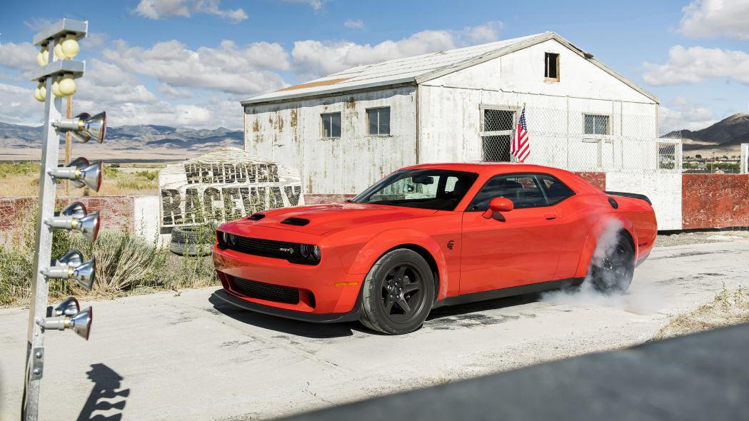 2020 Dodge Challenger SRT Super Stock / Image Credit: Dodge