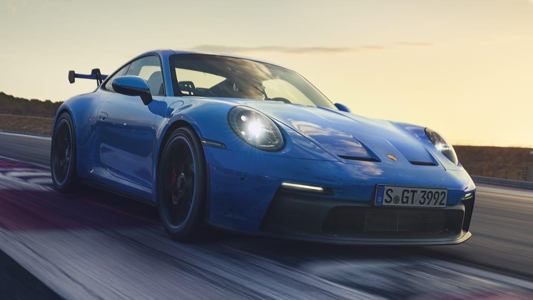 2022 Porsche 911 GT3 Image Credit: Porsche